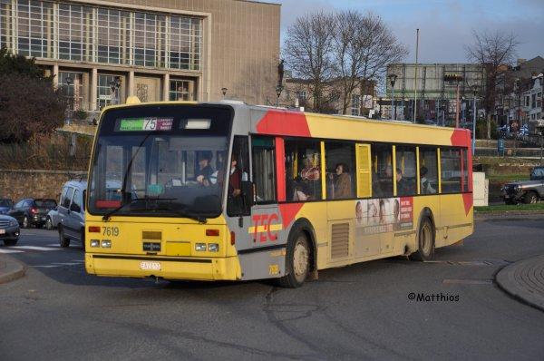 Van Hool A500/2 n° 7619