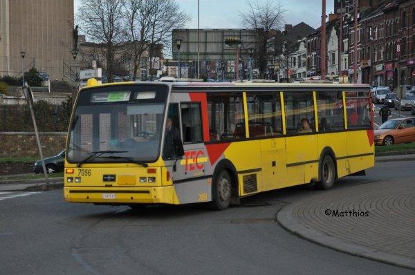Van Hool A500 n° 7056