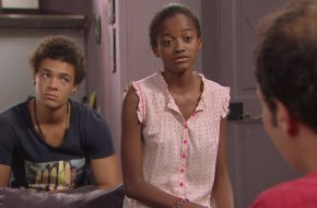 Baptiste et Thérèse face à l'éducateur !