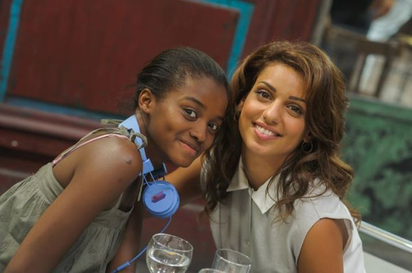 Le duo THERESE / TAL