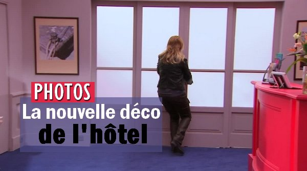 Découvrez le nouvel hôtel en photos