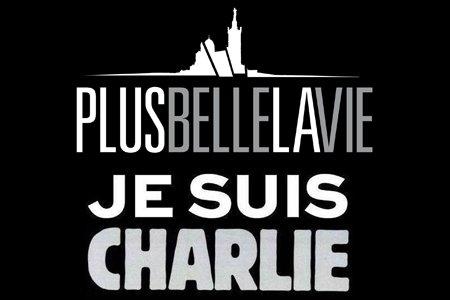 URGENT : Plus belle la vie intégrera mardi le drame de Charlie Hebdo