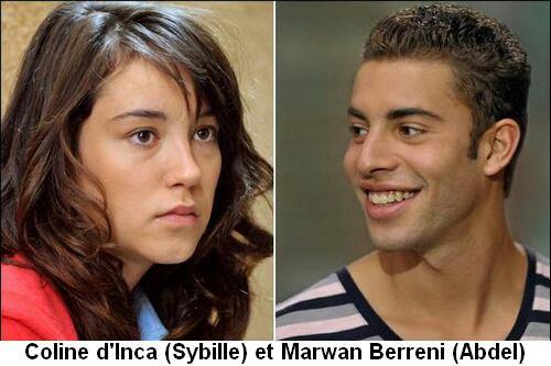 Marwan Berreni ( abdel ) en couple dans la vraie vie avec ...