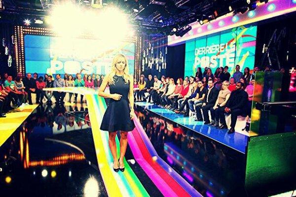 PBLV dans l'émission d'Enora 《DERRIERE LE POSTE》sur D8