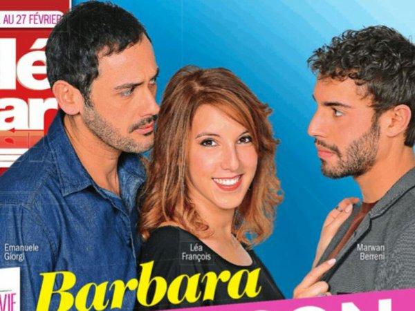 Abdel ou Francesco ? Barbara fait son choix !