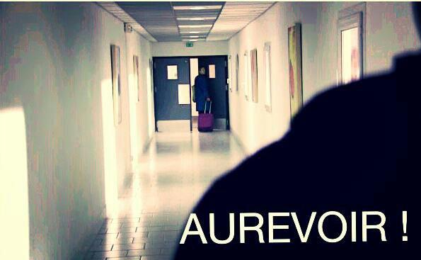 ALICE ... AUREVOIR !
