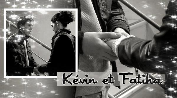 Kevin et Fatiha, bientot en couple ?