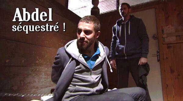 Francesco séquestre Abdel !