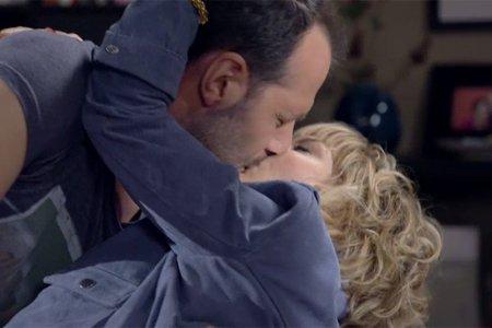 Franck et Wendy : Le premier baiser.. !
