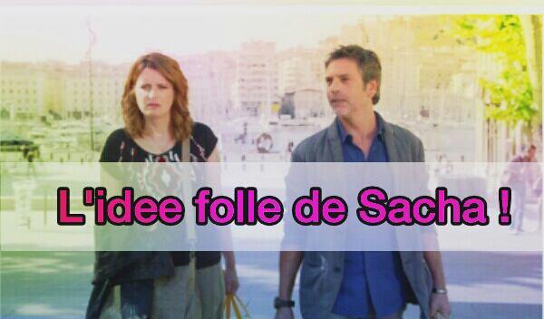 Le face à face  ... entre Caroline, Guillaume et Sacha, Luna