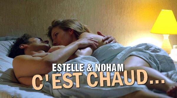 Estelle couche avec Noham !