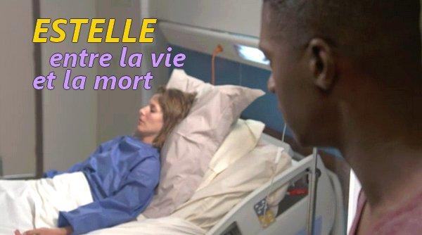 Tentative de suicide : Estelle va-t-elle vraiment mourir ? Réponse