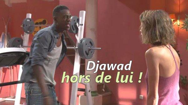 Djawad à Estelle : 'T'es qu'une salope !'