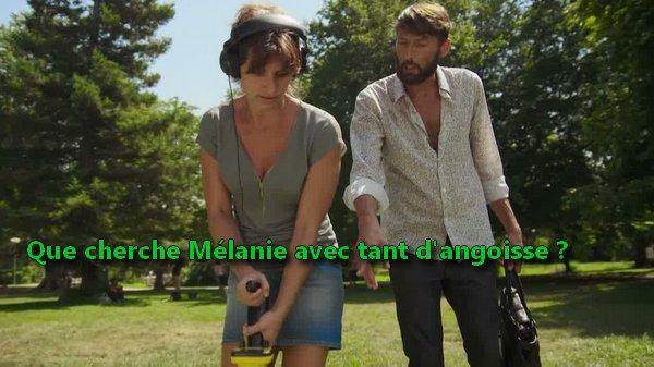 Catastrophe : Mélanie met son mariage en danger