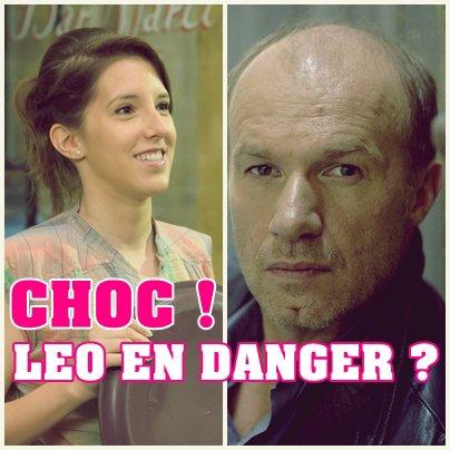 CHOC ! BARBARA INQUIETE, LEO EN DANGER ??