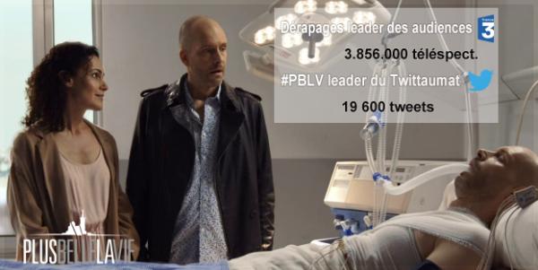 """3.856.000 DE TELESPECTATEURS DEVANT UN PRIME TIME """" DECEVANT """";"""