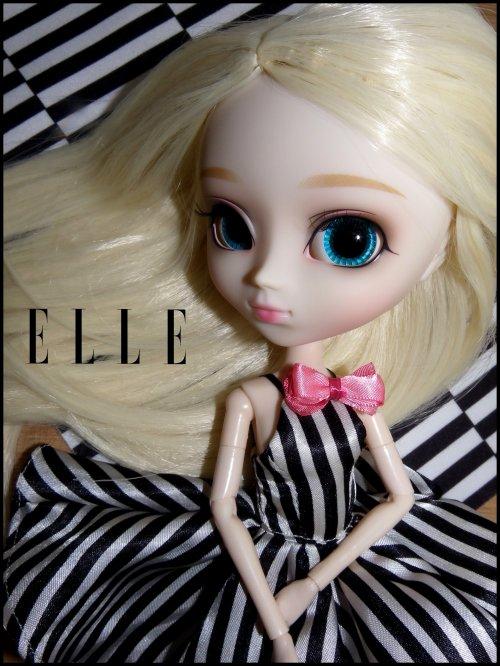 NOUVELLE PULLIP ! L'arrivée de Elwood Alias Elle la directrice du Elle-Dolls !