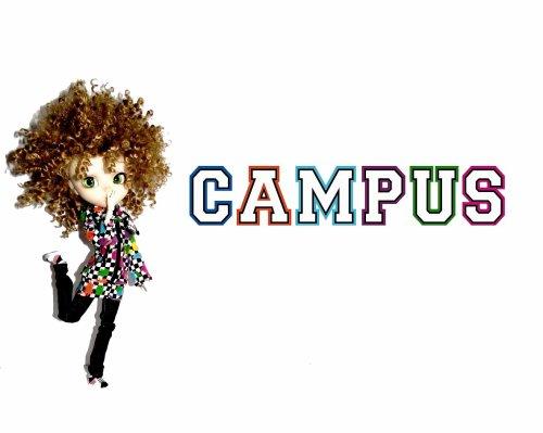 Campus-Pullip la série type manga que vous allez adorer !