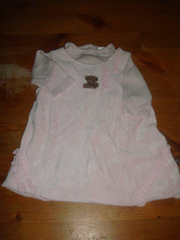 robe et sous pull