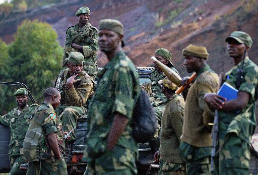 Nord-Kivu : les FARDC prennent le contrôle de Bunagana
