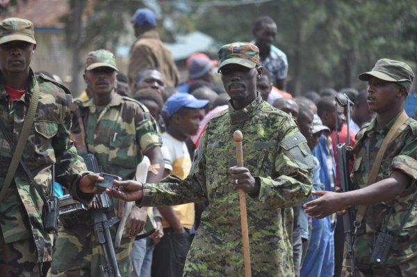 Le M23 annonce la fin de sa rébellion en RDC