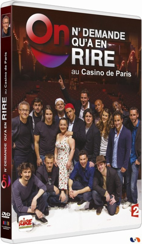 casino de paris DVD