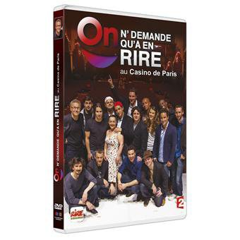 DVD casino de Paris