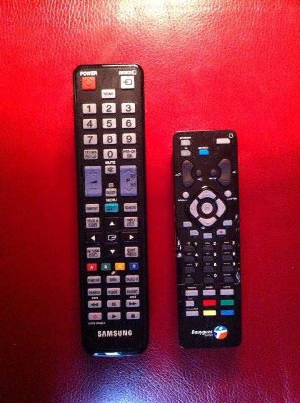 G et S allument la télé!!!