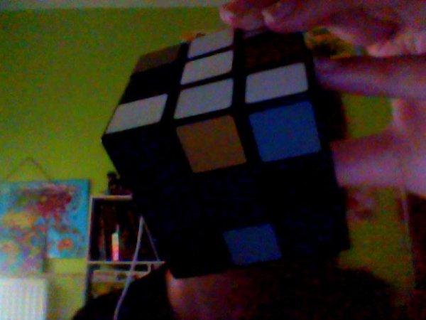 Super Rubik's Cube