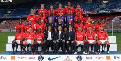 - Paris Saint - Germain c'est ma life -