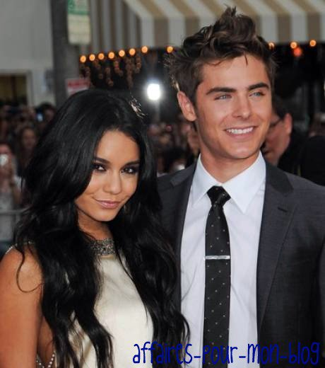 Photo 2 de Zac Efron et Vanessa Hudgens sur le tapis rouge