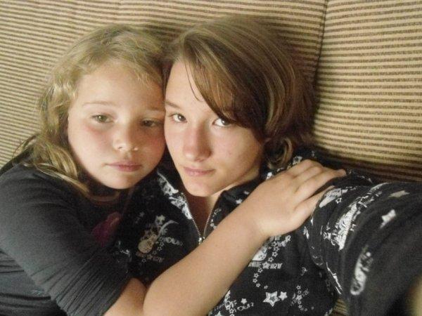 aurélie et sa cousine malory