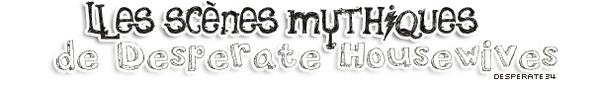 Mardi 16 Octobre___ ______GIFS_________»__» PUB_»__» Mon coup de <3____Newsletter      Susan Mayer : Et tu sais où est-ce qu'il a un autre piercing ? Si tu le sais , je te prive de sortie !
