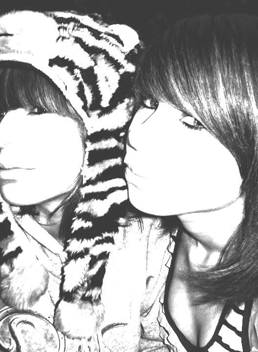 Lucile & ManOn .