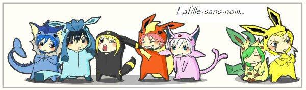 pokemon version Fairy tail