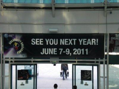Préparations E3 2011
