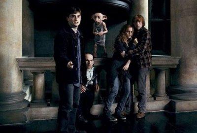 Concours sur Harry Potter et les Reliques de la Mort