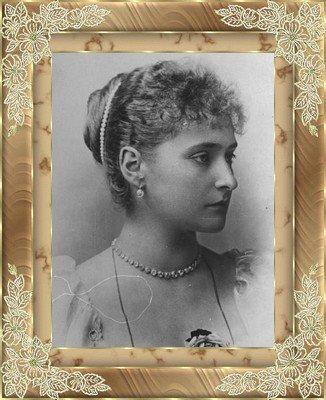 la biographie d4 Alexandra Fiodorovna Romanova