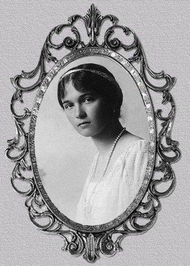 la biographie de La grande-duchesse Olga Nicolaïevna