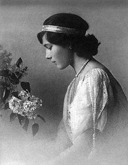 la biographie de La grande-duchesse Tatiana Nikolaïevna de Russie