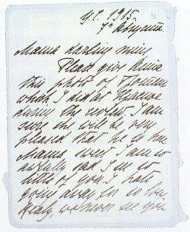 Les Lettres  de La grande-duchesse Tatiana Nicolaïevna