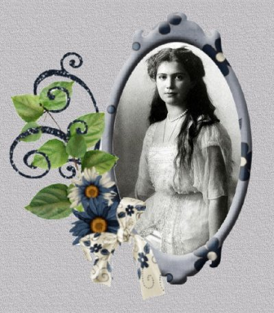 la biographie de La grande-duchesse Maria Nicolaïevna