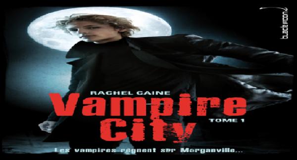 vampire city de rachel caine