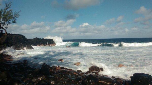 Sud sauvage de l'île - le Baril