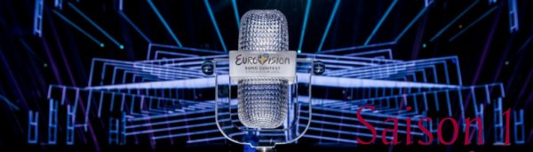 Inscriptions Eurovision Virtuelle Saison 1