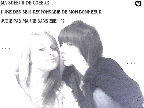 LA SOEUR & MOi ♥