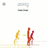 Simple Things / In The Waiting Line - Zero 7 (2001)