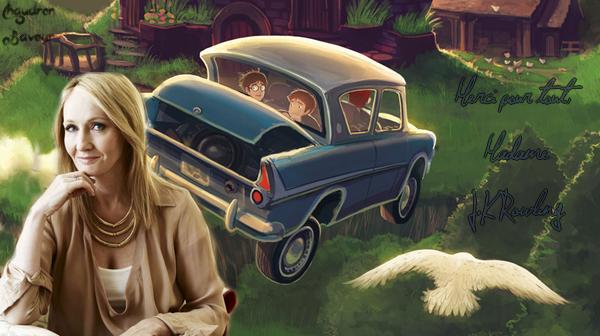 // J.K Rowling \\