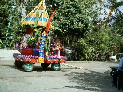 chariot  malbar