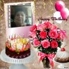 Joyeux anniversaire petite soeur Monila